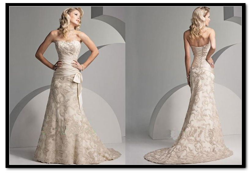 Welcome new post has been published on for Have wedding dress made