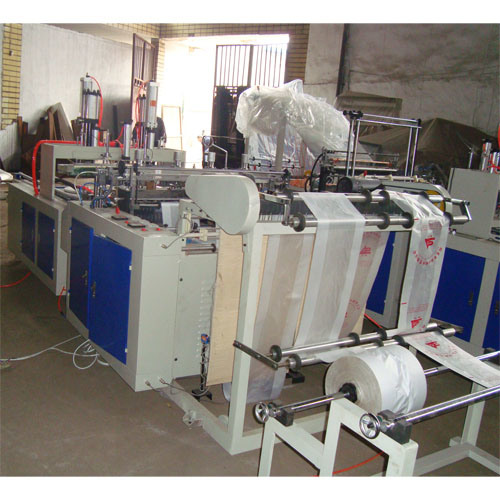 High Speed Hot Cutting Bag Machine (SSH-1000)