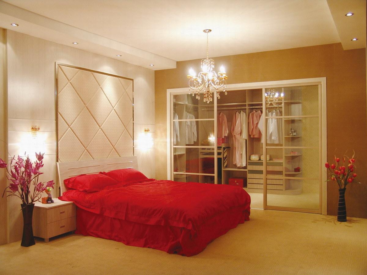 2011 New - MDF Bedroom Furniture Sets E1 Grade (SNB2010930 ...