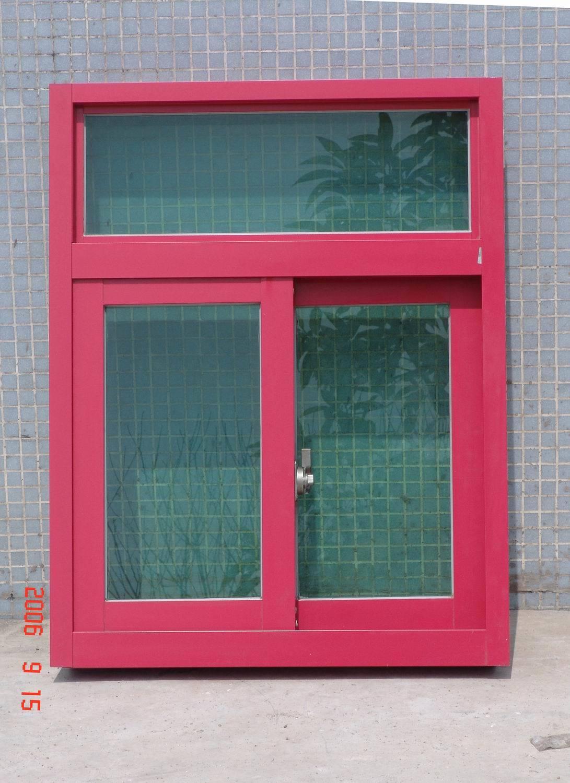Powder Coated Windows : China powder coating sliding window cs aw