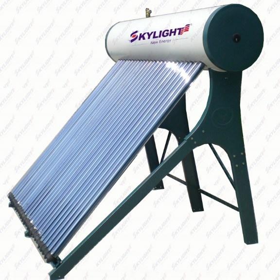 China 100l Compact Pressure Solar Domestic Hot Water