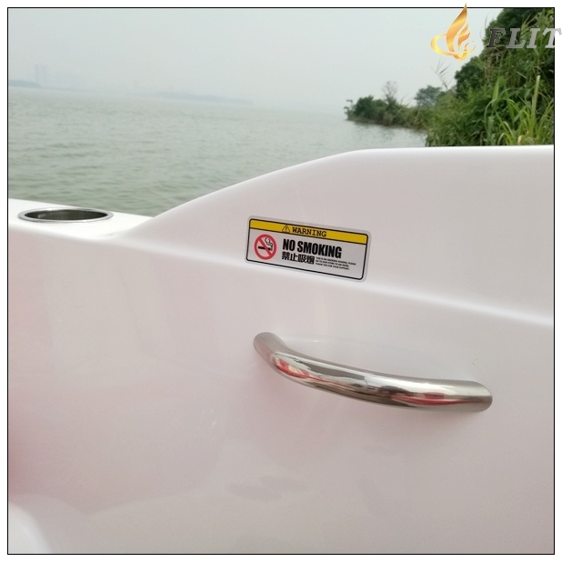 Flit Flagship Small Speedboat Sportboat Ski Boat Fashion Boat 460b