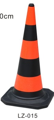 pe safety  road cone  lz 015