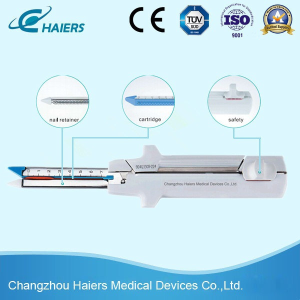 Disposable Gia Linear Cutter Stapler for Gastrectomy