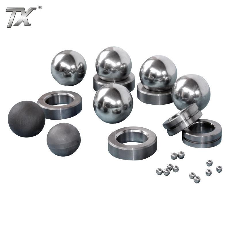 High Quality Tungsten Carbide Balls and Valve Seats