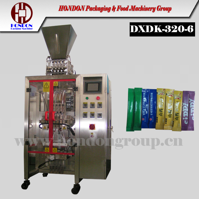 Automatic Multi-Lines Packaging Machine (DXDK-320)