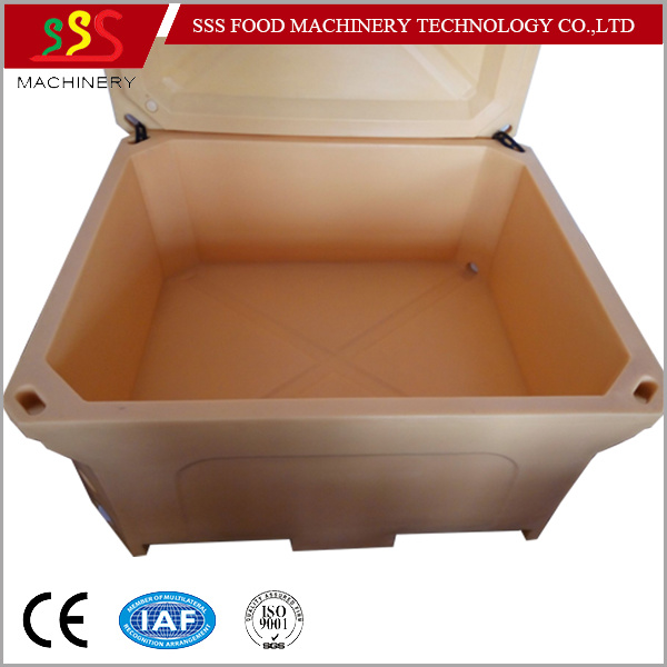 Factory Direct Supply Fish Cooler Box Fish Ice Cooler Box Seafood Transportation Box
