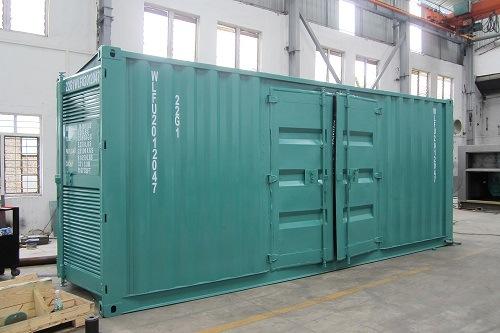 1200kVA Cummins Industrial Diesel Electric Power Generator