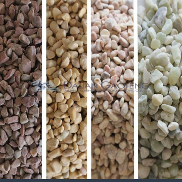 Landscaping Stone Chips : China gaoteng color granite stone chips for garden landscaping gt cgc