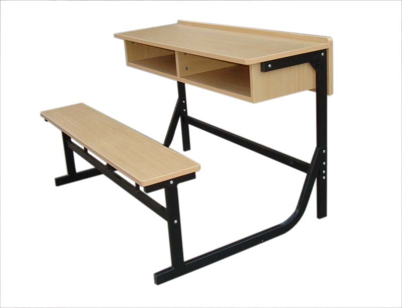 School Desk (MXZY-085) - China School Furniture, Joint School Desk