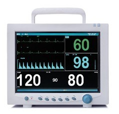 Multi-Parameter Patient Monitor with Ce and ISO