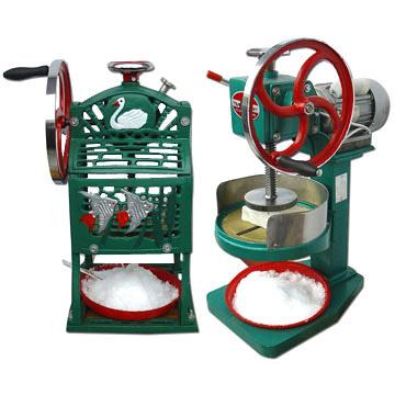 manual shaver machine