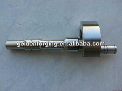 1060 C60e+N Deformed Steel Shaft Bar