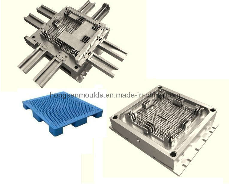 Plastic Pallet Mould (HS0027)