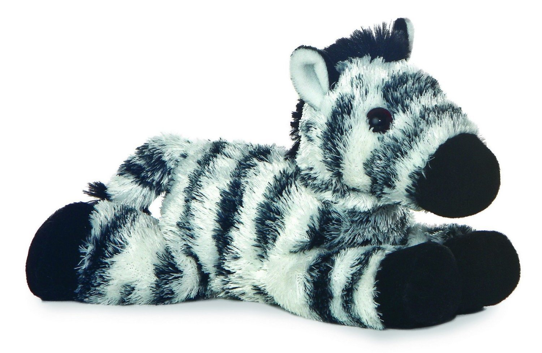 Cuddle Super Soft Plush Toy Zebra