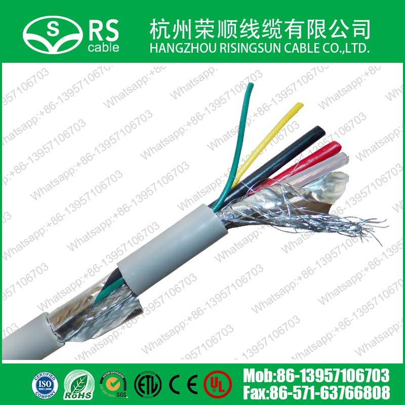 Coaxial Cable 4+1 / CCTV4+1 for Security Surveilliance Camera