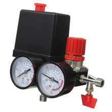 Compressor Parts Pressure Control Assembly Pressure Switch Regulator Holder