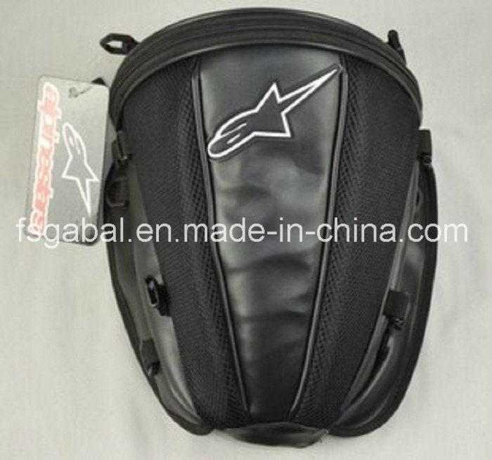 Alpinestar White Logo Racing Motorcycle Sportstail Bag