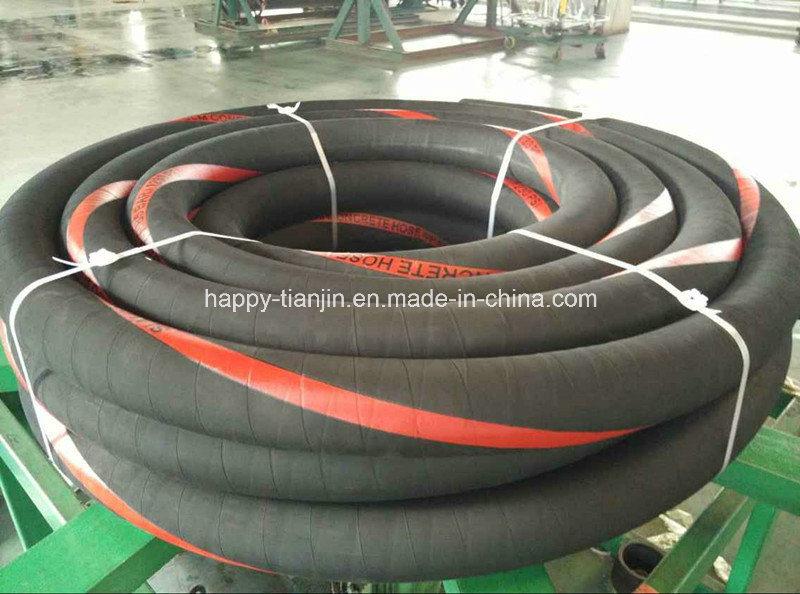85bar Abrasion Resistant Concrete Hose / Concrete Pump Hose / Shotcrete Hose