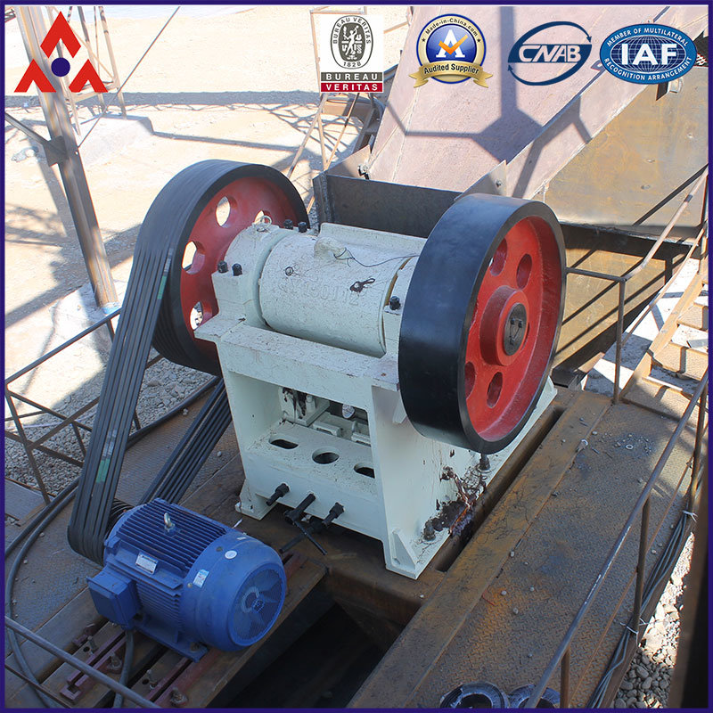 PE600*900- Jaw Crusher-Best Choice for Ore Crushing