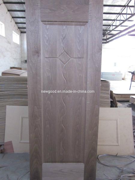 Wood Veneer Door Skin, Veneer Moulded Door Skin, Veneer HDF Door Skin
