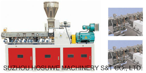 Tsk Parallel Twin-Screw Extruder