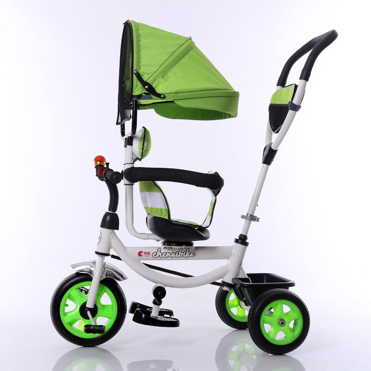 China 3 Wheel Tricycle Bike with New Design for Sale