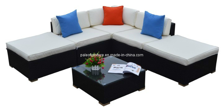 Outdoor Garden Patio Wicker Furniture Sofa Set