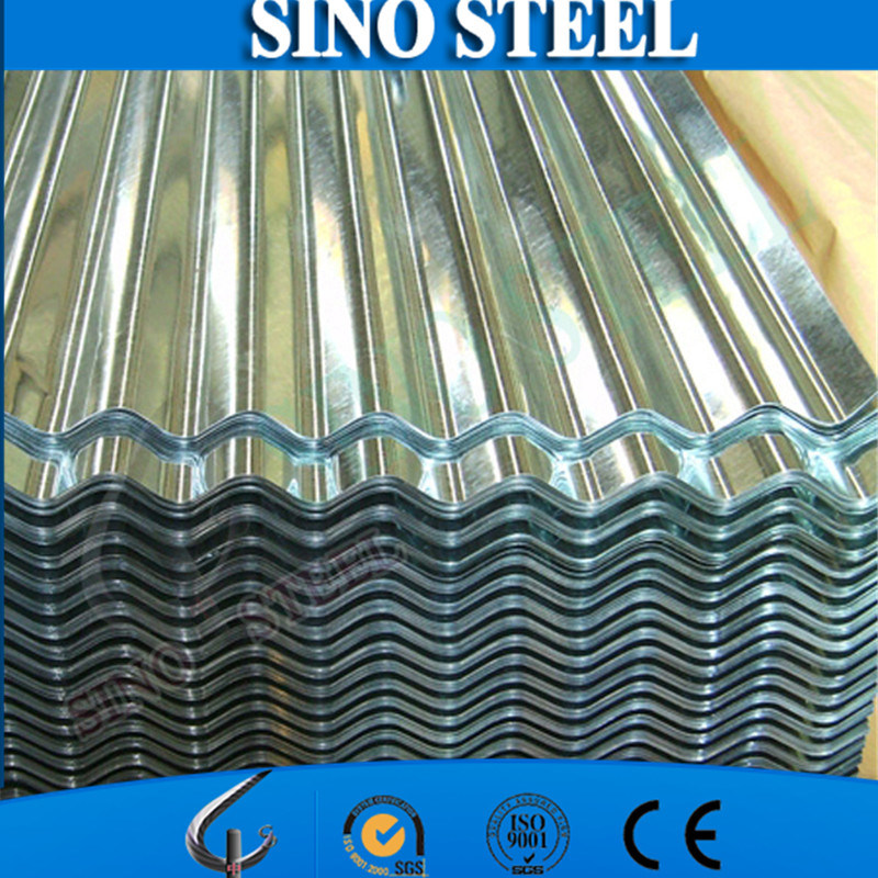 Sgch Galvanized Corrugate Roofing Steel Gi Sheet Factory Price