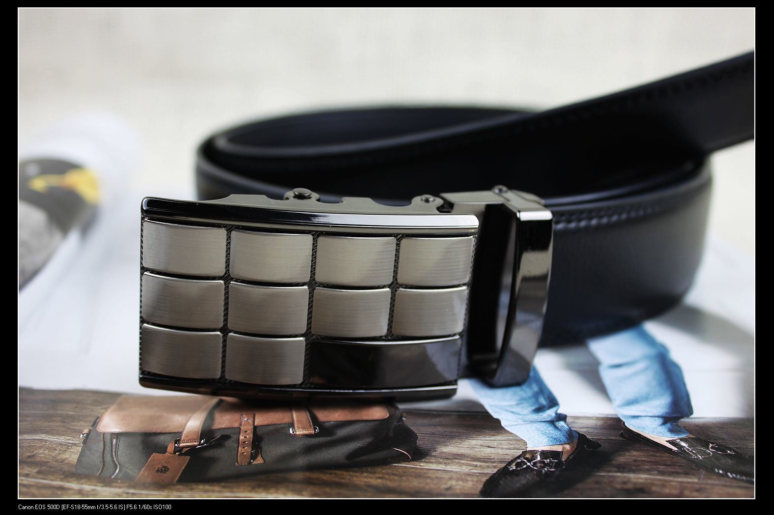 Ratchet Belts for Men (A5-130605)