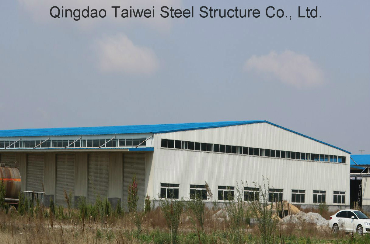 Competitive Price Prefabricated Steel Structure Logistics Warehouse Building
