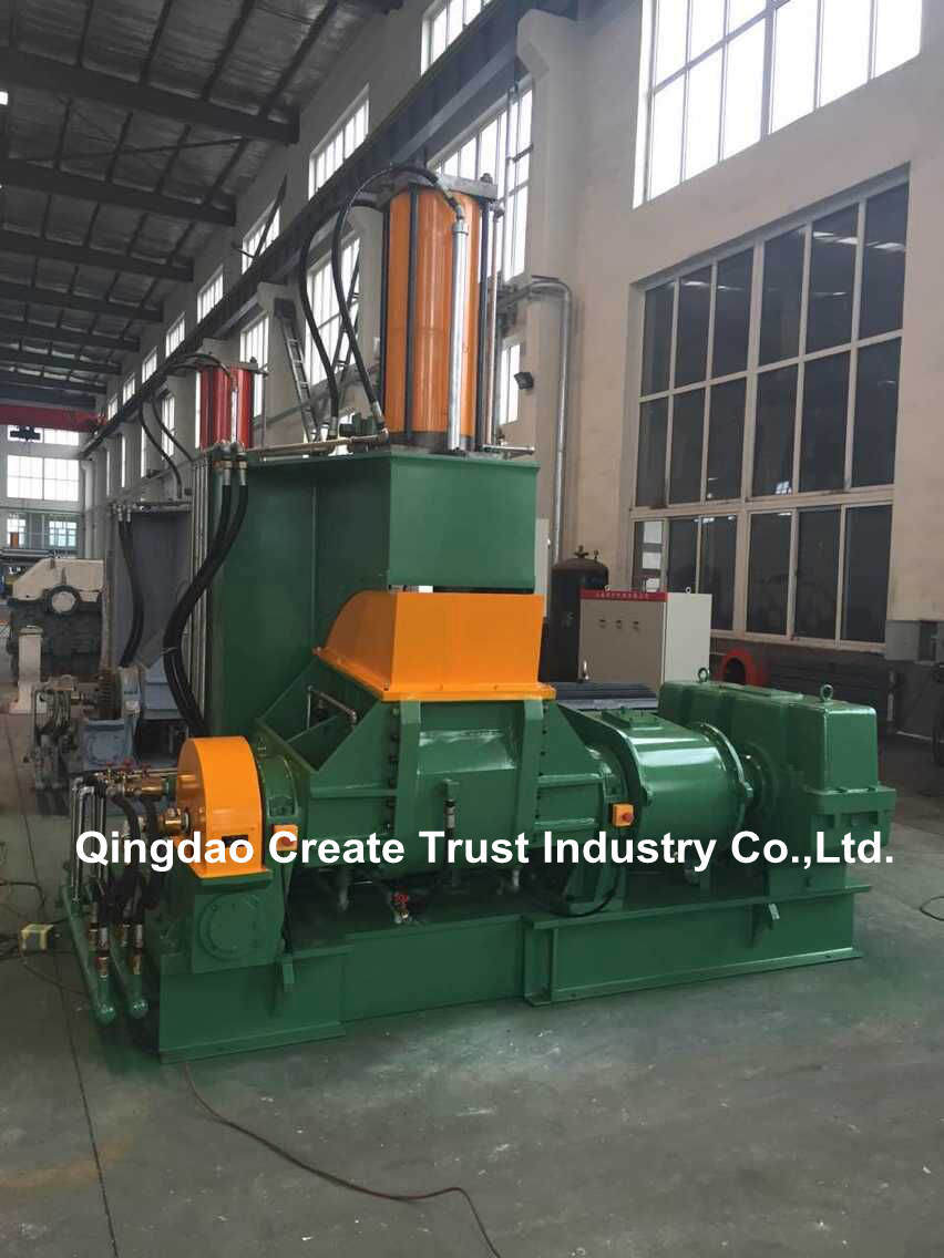 Dispersion Mixer Rubber Kneader for Rubber Sheet Process Line