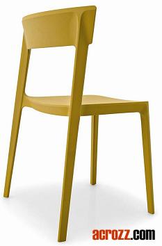 Garden Outdoor Banquet Furniture Stackable Skin Chair