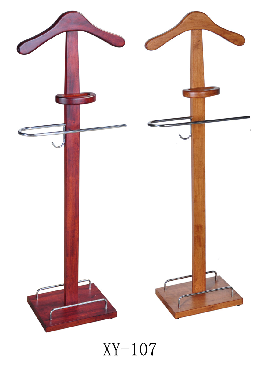 China Wood Suit Rack XY 107 Coat Rack Clothes Stand