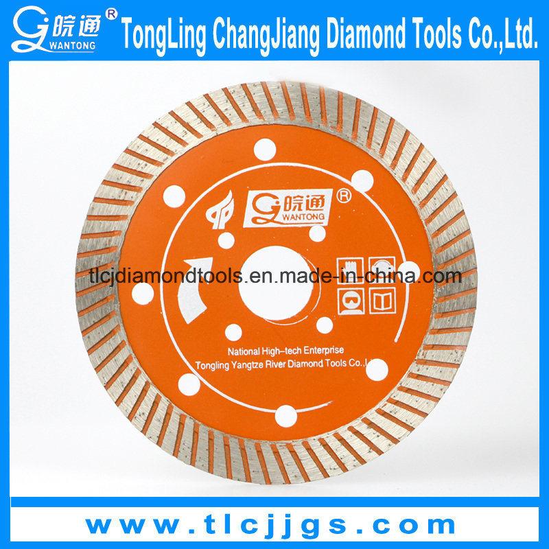 350mm Brazed Diamond Cutting Disc for Cutting Asphalt