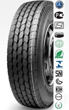 High Performance Truck and Bus Tyre 750r16 to 1200r24 in Full Range