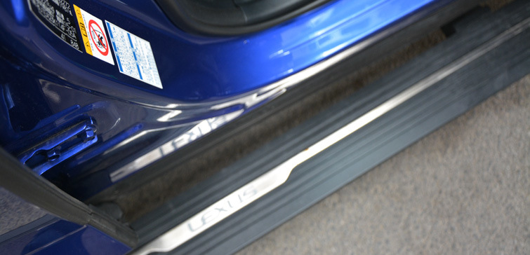 for Lexus Nx Auto Parts Power Side Step/ Running Board