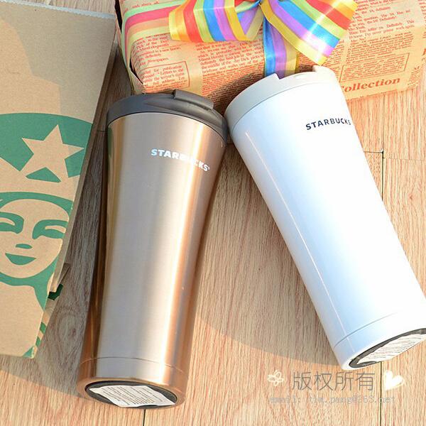 Stainless Steel Starbucks Thermos Mug Travel Coffee Mug Coffee Tumbler