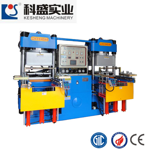 250t Vacuum Rubber Machine for Silicone Rubber Products (KS250VF)