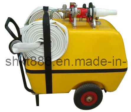 Fire Fighting Equipment-Foam System