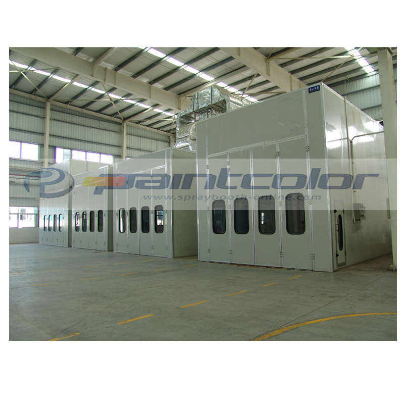 10m X 5m X 5m Painting Oven Booth