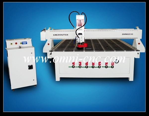 Special Designed CNC Carving CNC Wood Cutting Machine Omni 2030