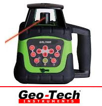 Rotary Laser Level Red Beam Grl700r