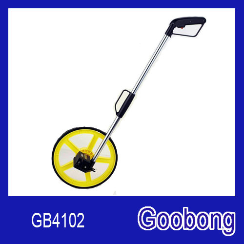 Foldable Length Measurement Wheel with Backlight