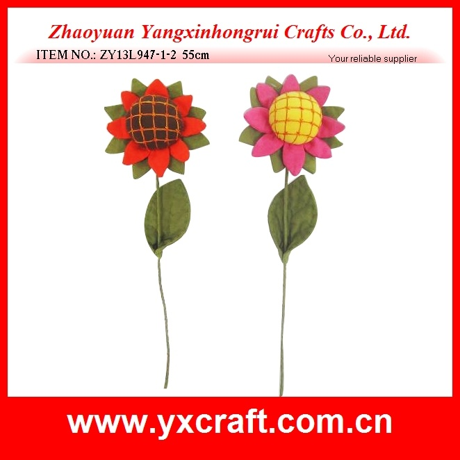 Valentine Decoration (ZY13L947-1-2) Valentine Sunflower Home Decoration