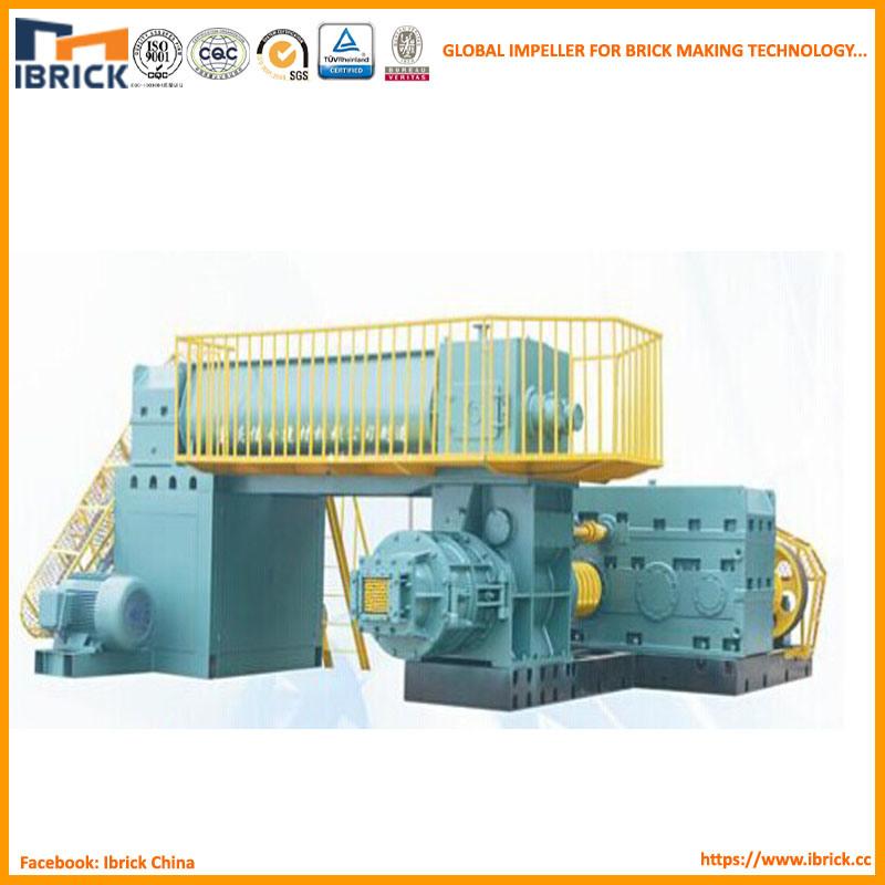 Solid Clay Brick: China Clay Brick Extruder Red Solid Brick Forming Machine