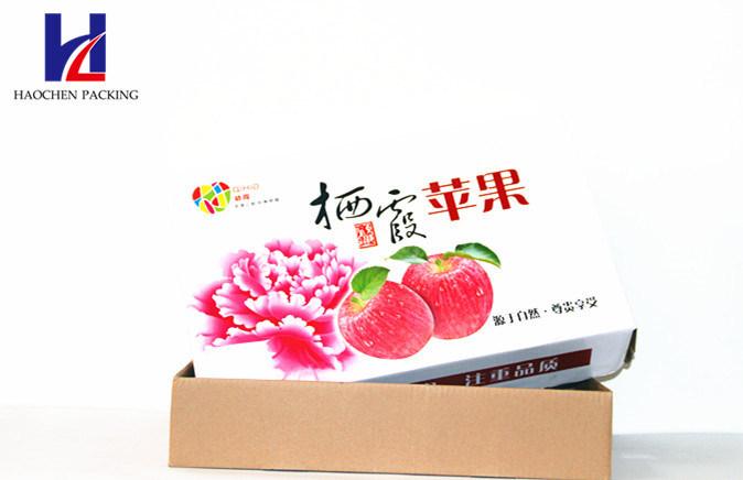 Good Quality Fruit and Veggie Corrugated Carton Box