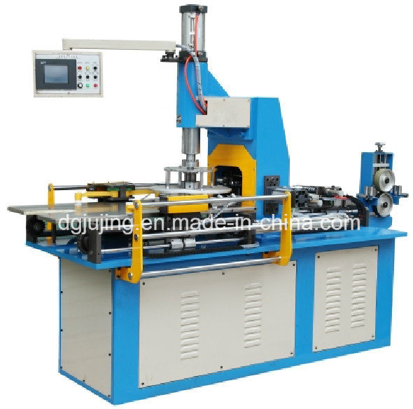 Manufacturing Equipment Microcomputer Cable Coiling Machine