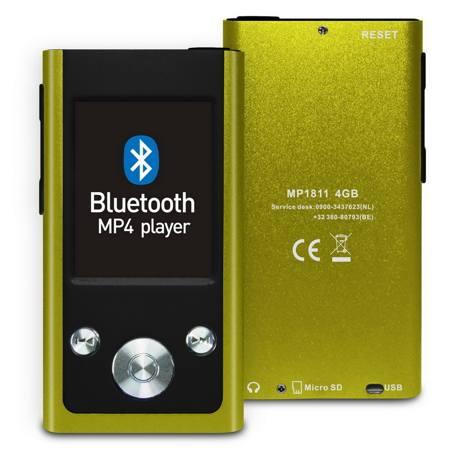 Promotional Bluetooth MP4 Player