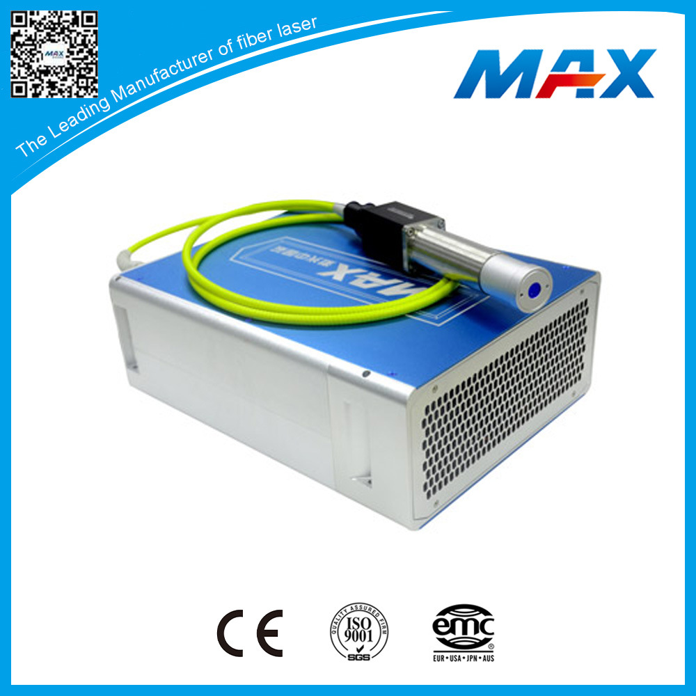 Wholesale Price 20W Pulsed Laser Machine for Laser Marking